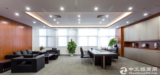 南联地铁旁摩尔城2000平精装办公室,150平起租图片4
