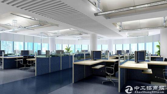 南联地铁旁摩尔城2000平精装办公室,150平起租图片3