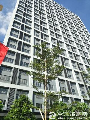 南联地铁旁摩尔城2000平精装办公室,150平起租图片2