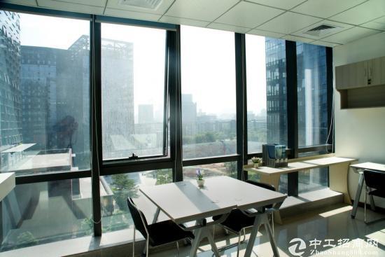 南山科技园,1-5人小面积写字间低价招租中,提供家具,免杂