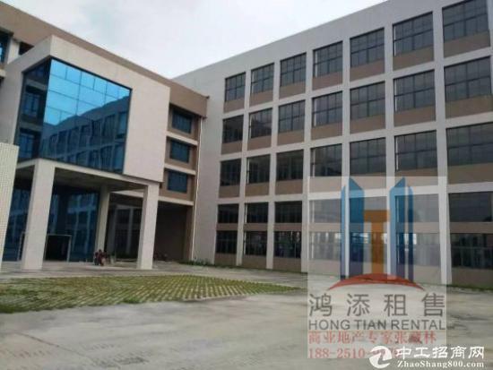 广州开发区独栋写字楼出租免中,介费