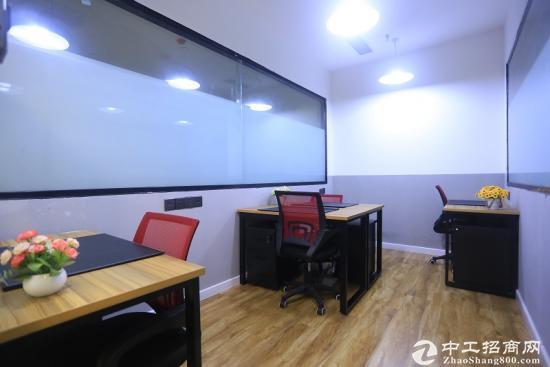 豪装2~10人办公室(孵化器,免1~3年租金)