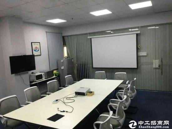 坂田《江南时代》5a级写字楼,162平精装办公室出租图片3