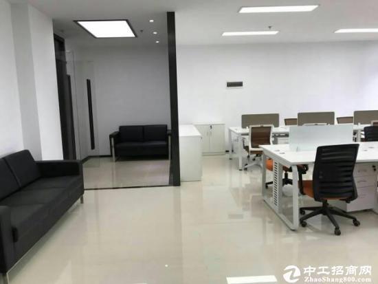 龙岗中心城 (乐年广场)200平全新装修写字楼招租图片4