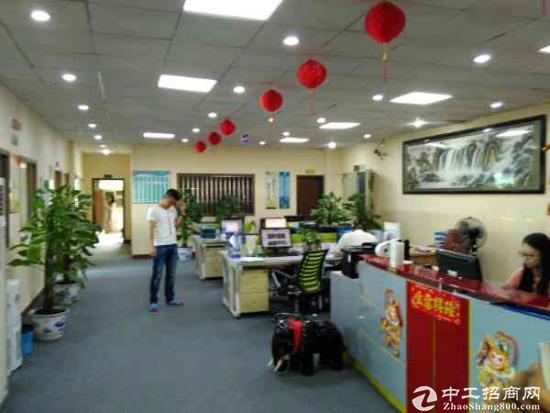 石岩原房东带红本100-2000平米办公楼招租图片3