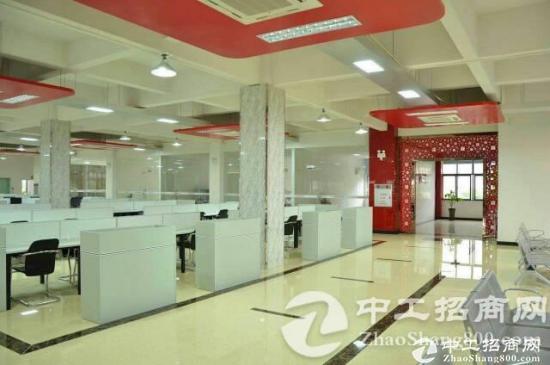 石岩原房东带红本100-2000平米办公楼招租图片2