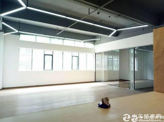 龙岗爱联靠近地铁口精装修办公楼出租图片1
