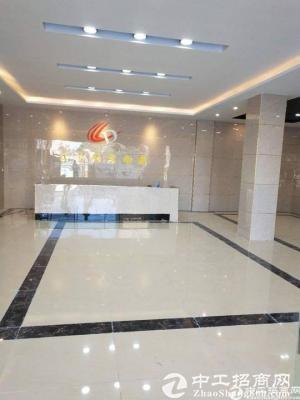 龙岗爱联靠近地铁口精装修办公楼出租图片2