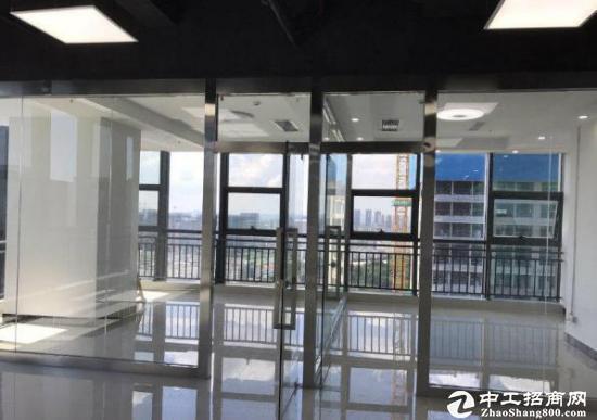 南联地铁站出口,100平甲级写字楼出租,户型方正图片3
