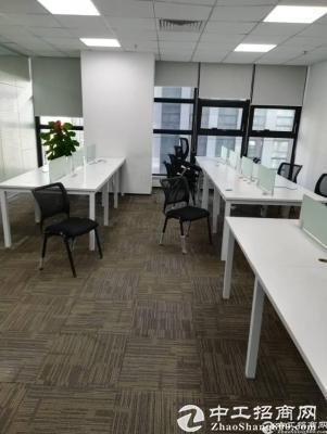 龙华商业街高档写字楼出租(大小可分租)图片3