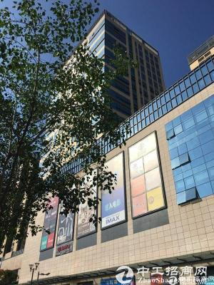 地铁站0距离全新写字楼大小面积招租图片3