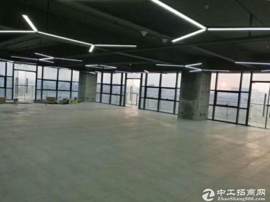 中航城广场 精装修写字楼 实际面积出租图片2