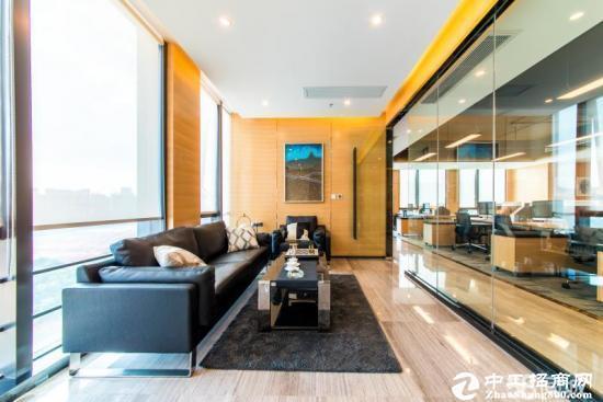 龙岗坂田甲级写字楼1100㎡ 层高 5.4米 使用率75%图片1