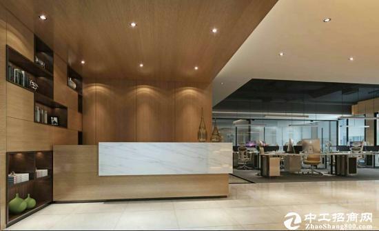 龙岗坂田甲级写字楼1100㎡ 层高 5.4米 使用率75%图片3