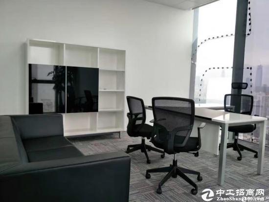 精装修办公室 户型方正 采光充足图片4