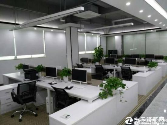 精装修办公室 户型方正 采光充足图片1