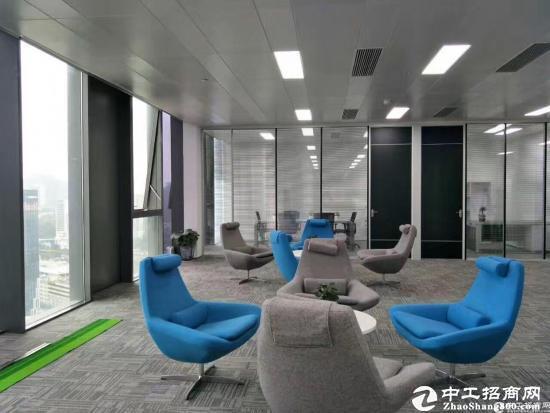 精装修办公室 户型方正 采光充足图片3