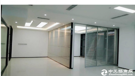 龙岗坂田甲级写字楼386㎡ 层高 5.4米 使用率达75%图片4