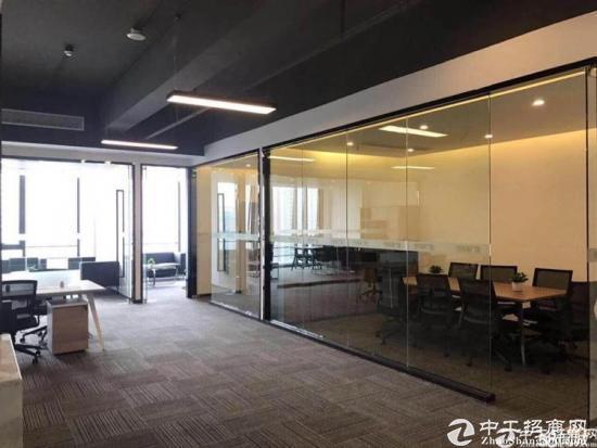 南联地铁站精装修办公室1400平 大小可分租图片1
