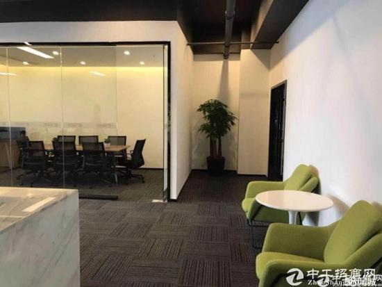 南联地铁站精装修办公室1400平 大小可分租图片3