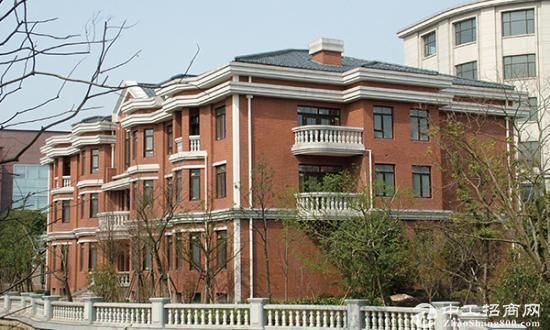 上海张江高科技园区《润和总部园》独栋办公楼招商