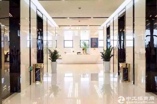 深圳湾科技生态园新出写字楼整层2906平出租科技类企业首选图片4