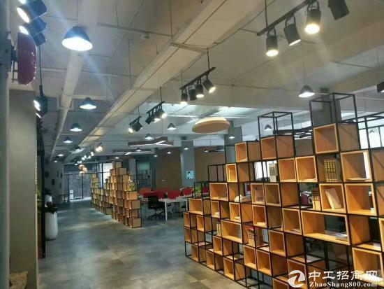 横岗地铁站附近 创意园 200平 带装修 水电齐全图片5