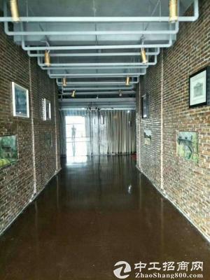 横岗地铁站附近 创意园 200平 带装修 水电齐全图片2
