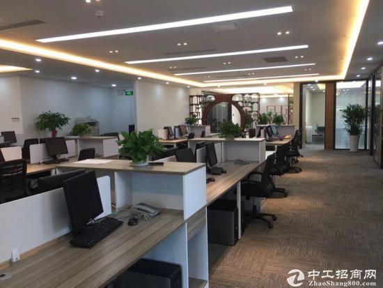 龙岗坂田甲级写字楼565㎡ 层高 5.4米 使用率达75%图片1