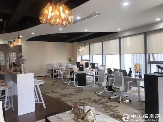 龙岗坂田甲级写字楼565㎡ 层高 5.4米 使用率达75%图片5