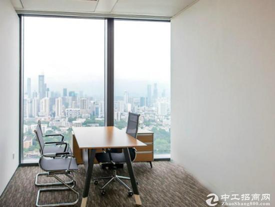 300平 龙华汽车站 精装写字楼 出租图片1