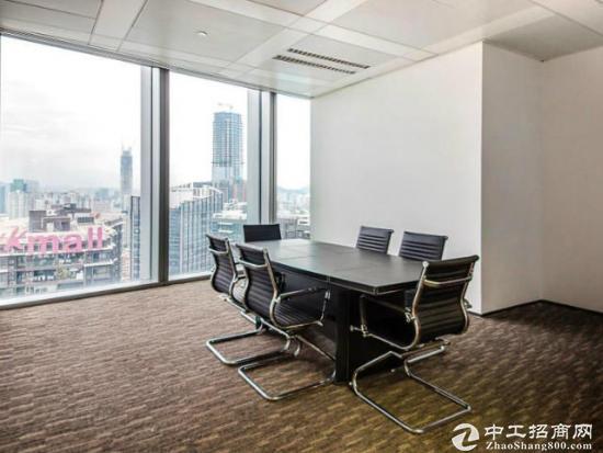 300平 龙华汽车站 精装写字楼 出租图片3