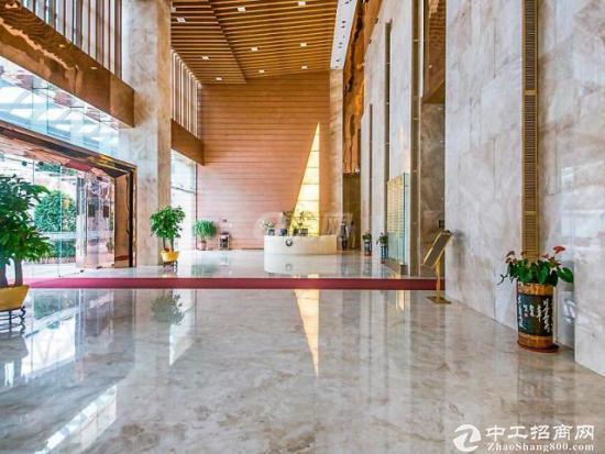 300平 龙华汽车站 精装写字楼 出租图片4