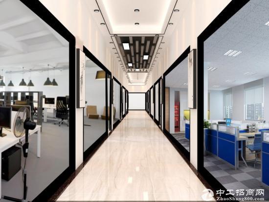 龙华新区自有物业办公室出租94平方图片1