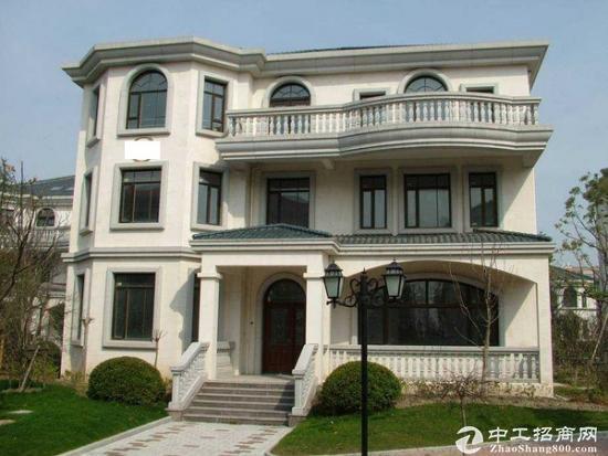 张江润和国际总部,独栋700平米,总高3层办公楼出租