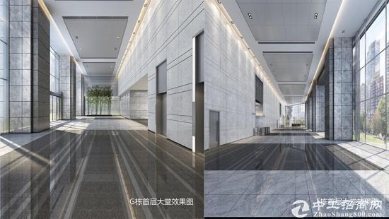 龙岗区坂田商务写字楼出租,提供产业基金支持