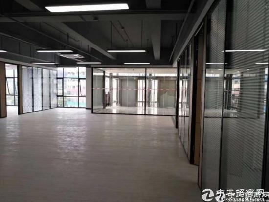 福永绝美湖景精装修写字楼70-4500平出租.图片1
