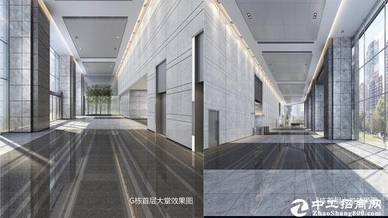 龙岗区 坂田街道 星河 甲级精品商务写字楼招租图片5
