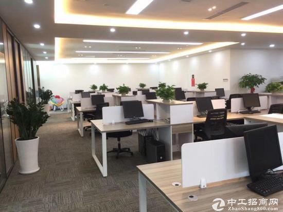 出租500平星河写字楼三期 精装修 中心商务区招租图片1