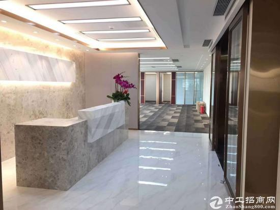 出租500平星河写字楼三期 精装修 中心商务区招租图片4