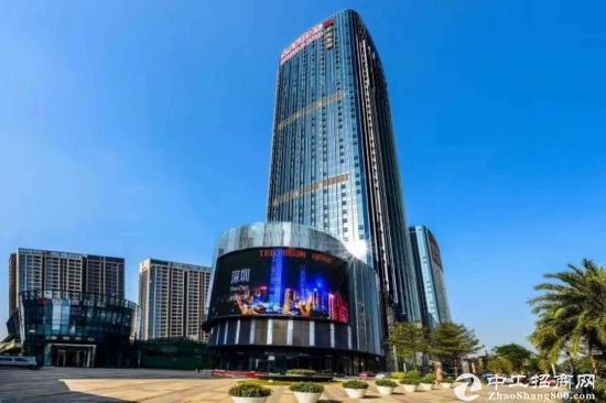 龙岗坂田精装写字楼565㎡ 层高5.4米 高使用率图片1