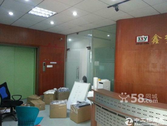 清湖地铁口980平办公室出租图片1