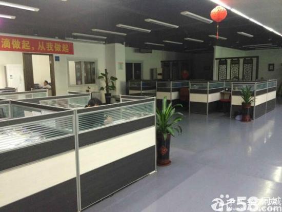 清湖地铁口980平办公室出租图片3