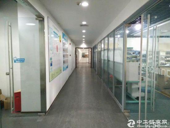 清湖地铁口980平办公室出租图片2