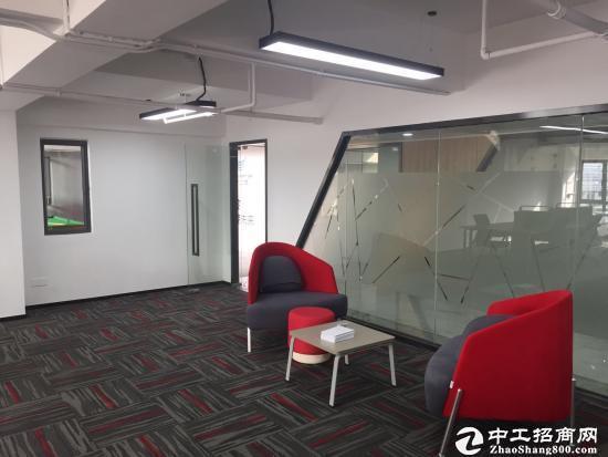 深圳湾科技生态园写字楼整层出租,科技类企业首选图片3