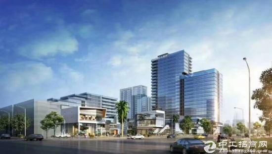 龙岗宝龙工业区企业总部独栋办公楼全球招租图片3