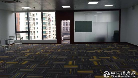 西部硅谷精装写字楼77-680平米自由组合图片6