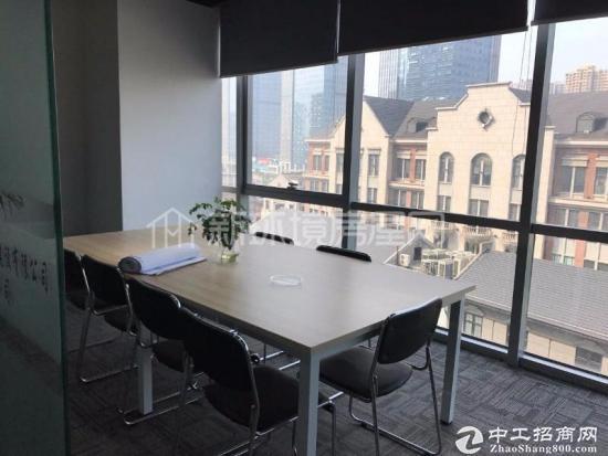 龙岗坂田甲级写字楼425㎡ 层高 5.4米 使用率达75%图片1