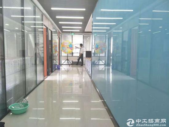 龙岗坂田甲级写字楼425㎡ 层高 5.4米 使用率达75%图片6
