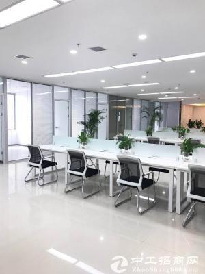 龙岗坂田甲级写字楼375㎡ 层高 5.4米 使用率达75%图片4